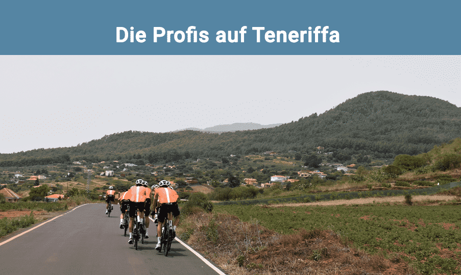 Training für die Tour de France