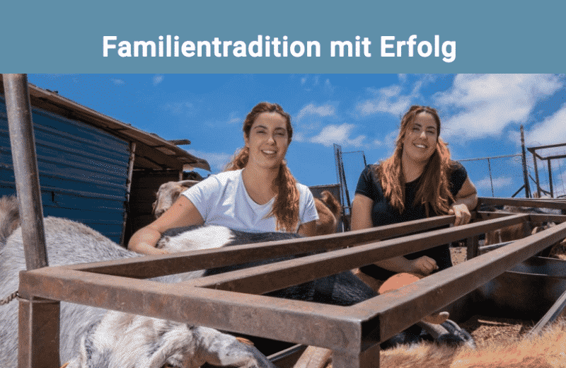 Familientradition mit Erfolg